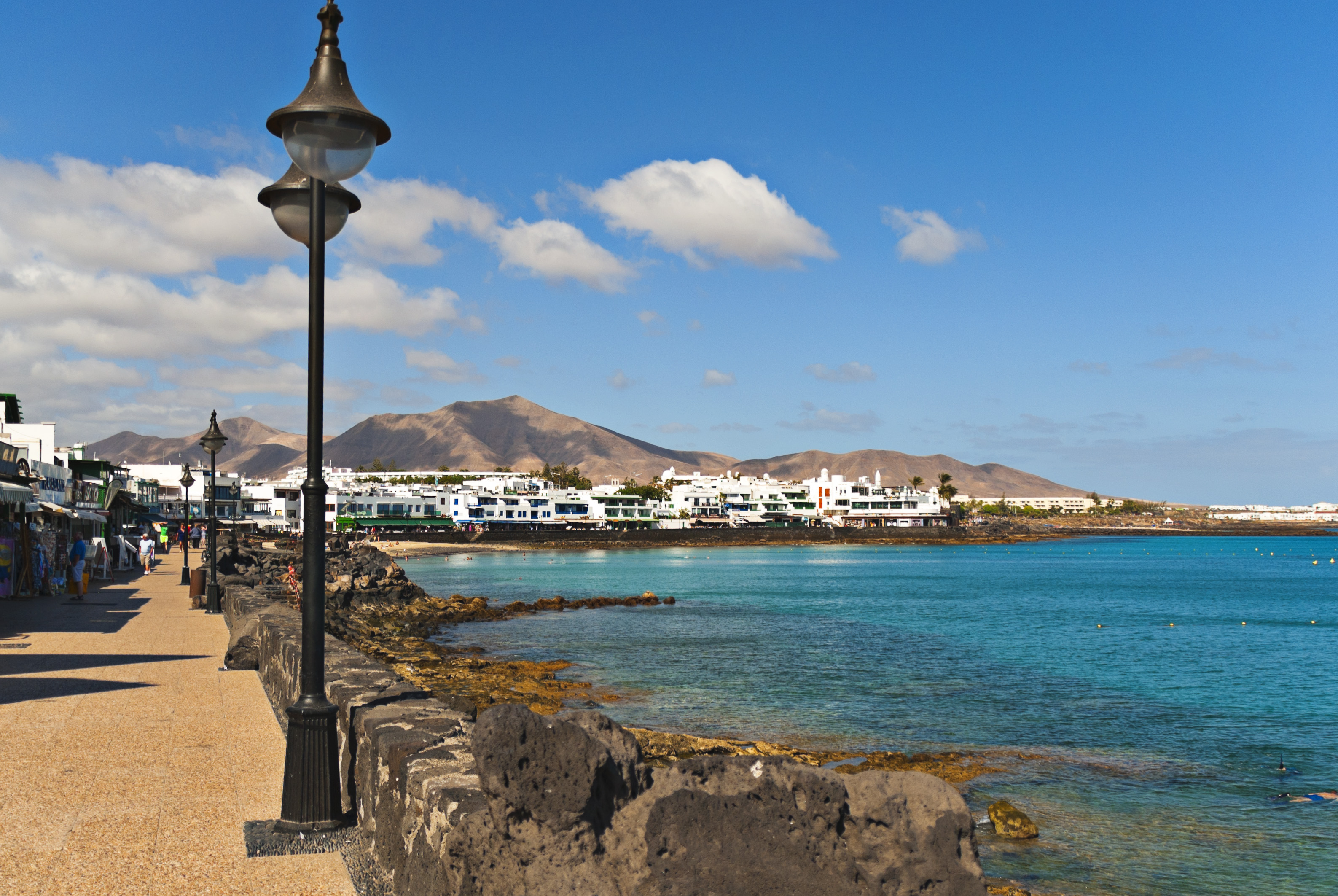 Holidays in Playa Blanca